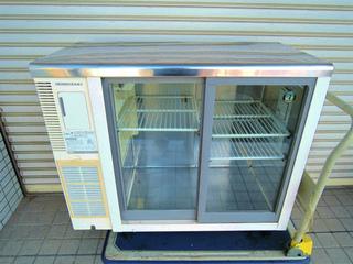 20170614厨房・冷蔵ショーケース.jpg